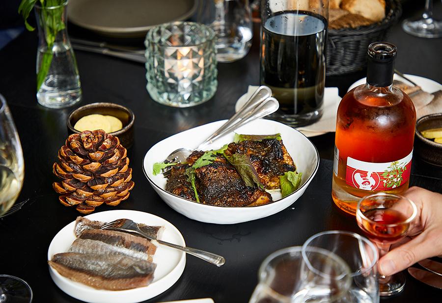 Julefrokost Restaurant Store Bors Roskilde Havn